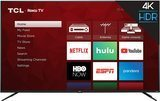 TCL 4K Ultra HD Smart Roku LED TV
