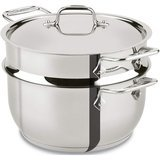 All-Clad Stainless Steel Steamer Cookware