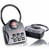 Tarriss Travel Gear TSA Lock with SearchAlert
