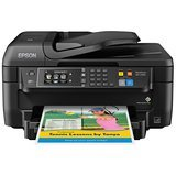 Epson All-in-One Wireless Color Printer with Scanner, Copier & Fax