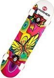 Punisher Skateboards Butterfly Jive Complete 31-Inch Skateboard