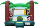 JumpOrange Safari Inflatable Bounce House